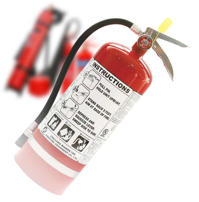 Fire Extinguisher & Accessories