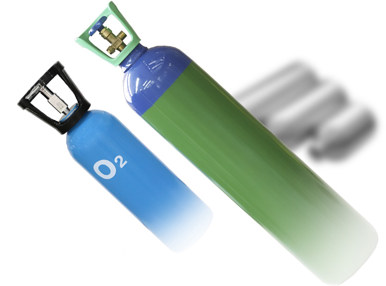 Gas Cylinders & Accessories