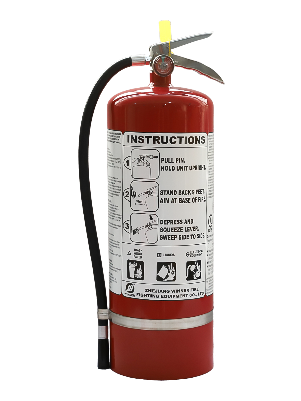 UL299  20Lb Portable Dry Chemical Fire Extinguisher