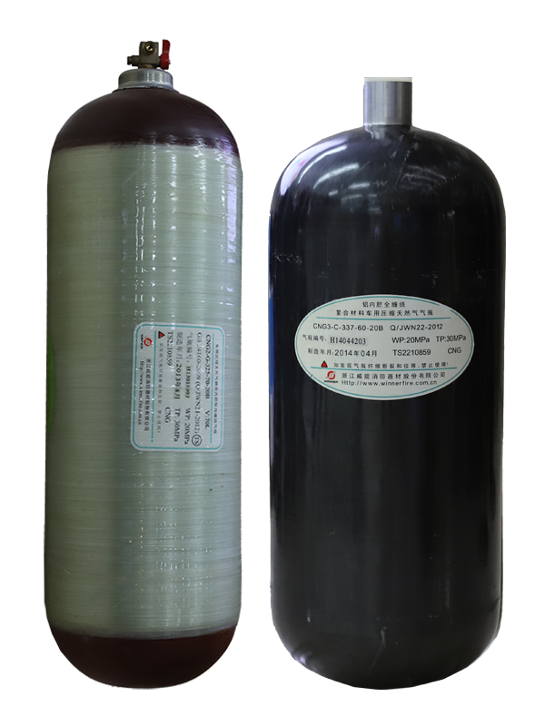 CNG Steel Cylinder & Composite Gas Cylinders